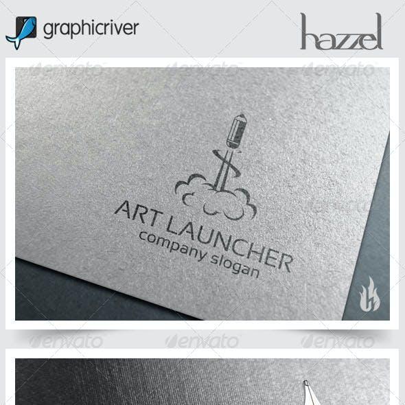 Art Launcher Logo