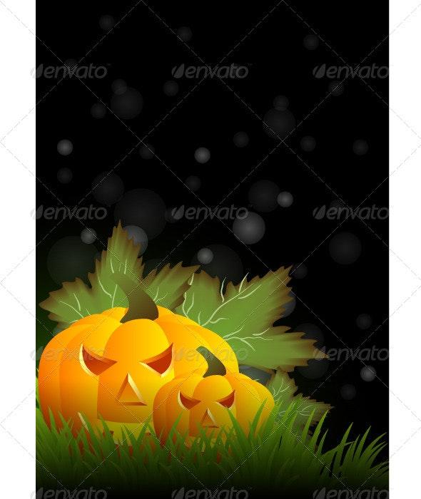 Greeting Card  - Halloween Seasons/Holidays