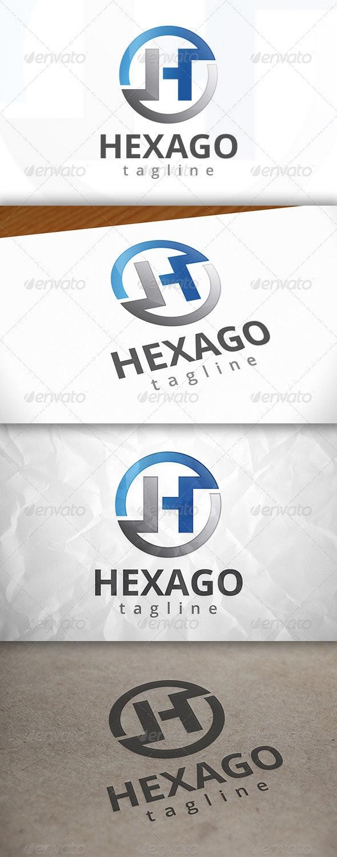 H Letter Logo - Letters Logo Templates