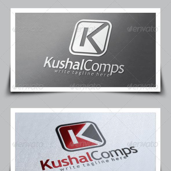 Letter (K) logo Template