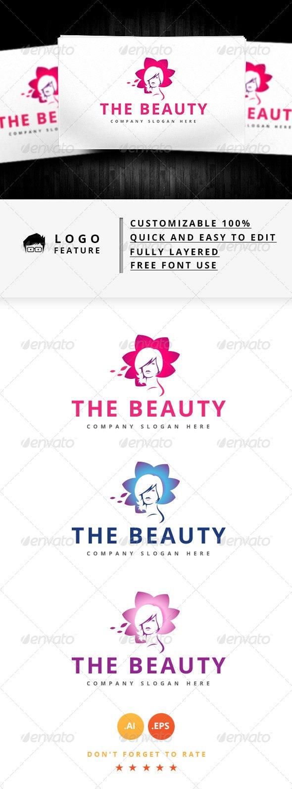 The Beauty Logo - Logo Templates