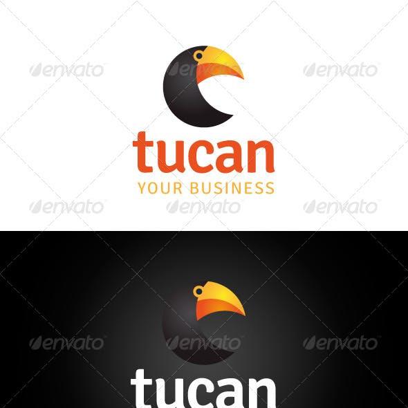 """Logo Template """"Tucan"""""""