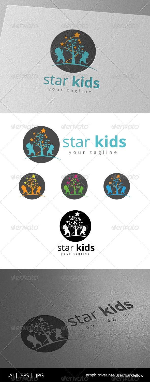 Star Kids Logo