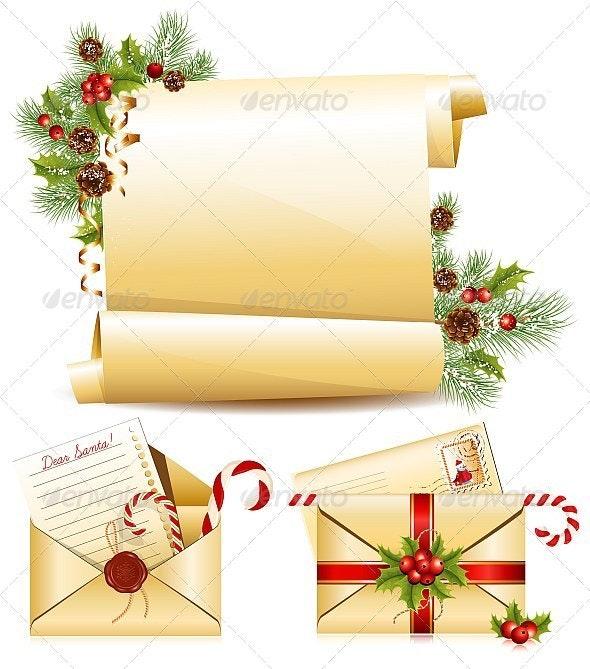 Christmas Symbols - Christmas Seasons/Holidays