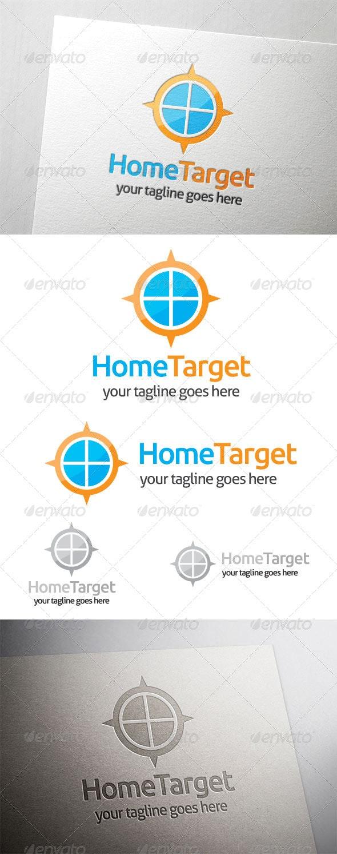 Home Target - Symbols Logo Templates