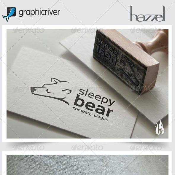 Sleepy Bear Logo