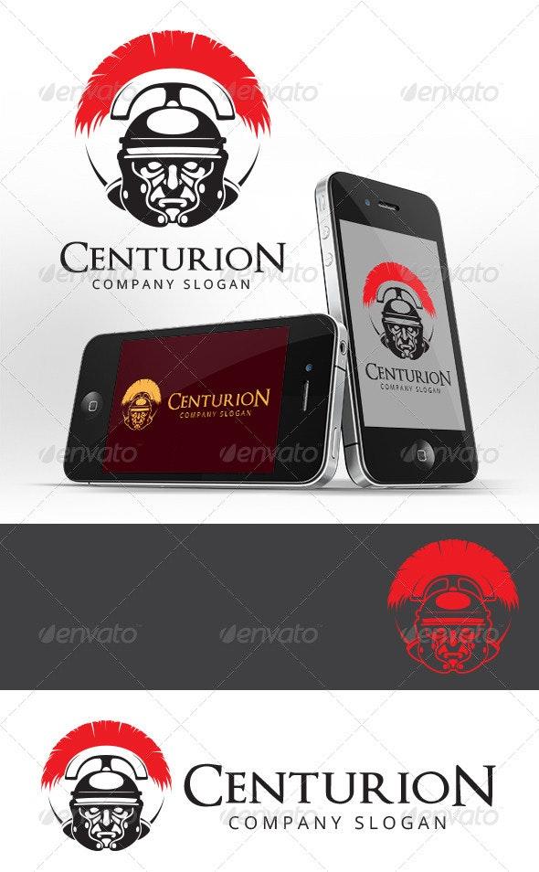 Centurion Logo Template - Humans Logo Templates