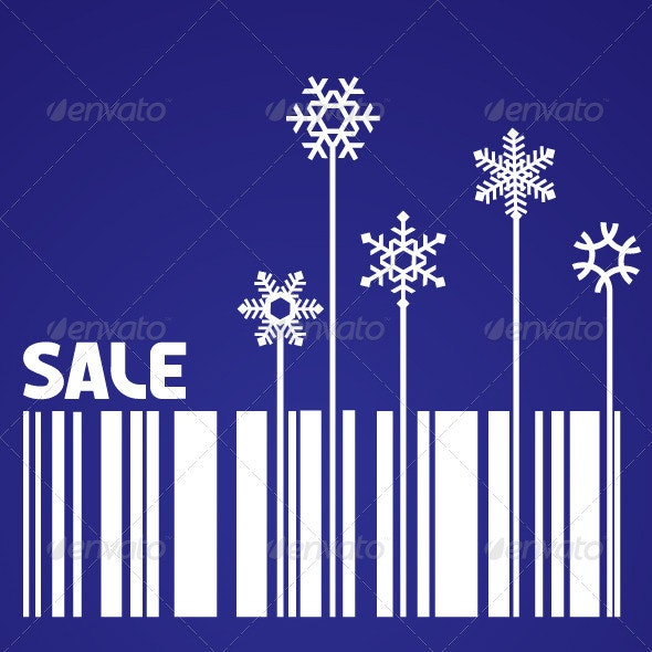 Winter sale - Commercial / Shopping Conceptual