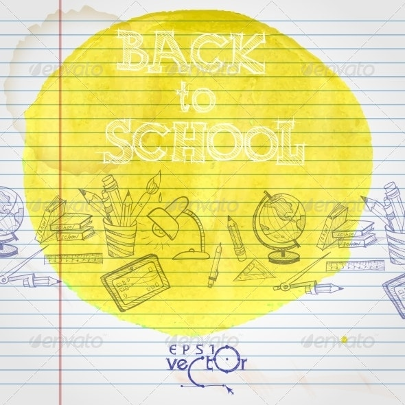 School Background  - Backgrounds Decorative