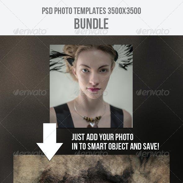 Photo Templates Bundle