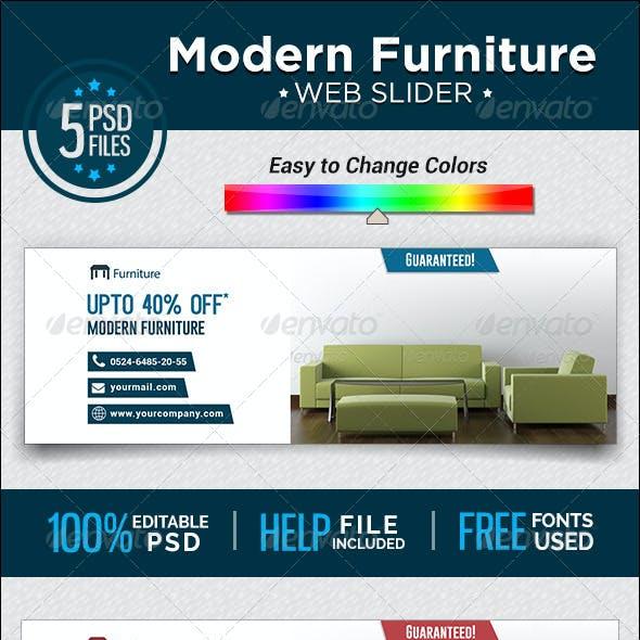 Furniture Sale Sliders