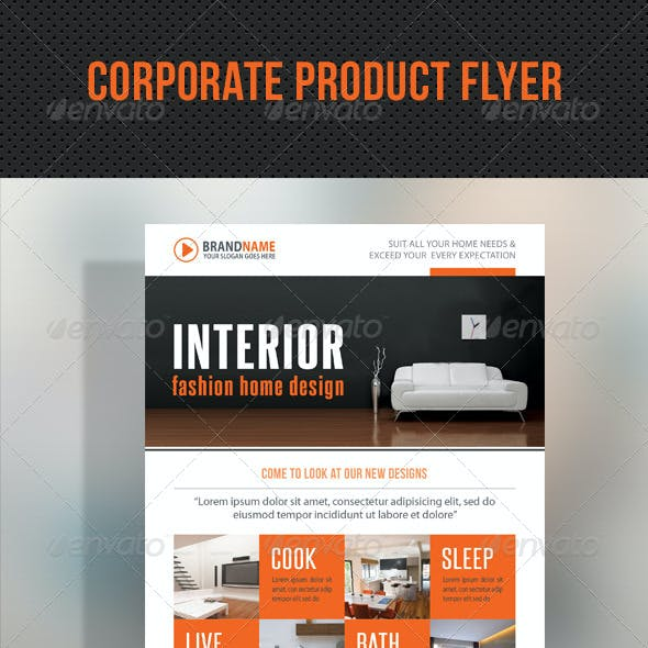 Corporate Product Flyer 93