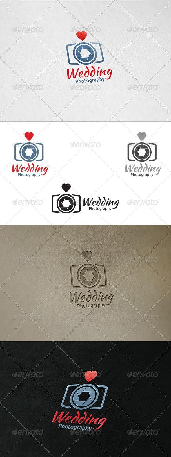 Wedding Photography - Logo Templates - Objects Logo Templates