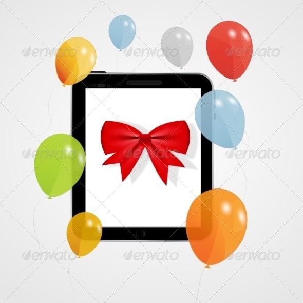 Digital Tablet Gift  - Valentines Seasons/Holidays