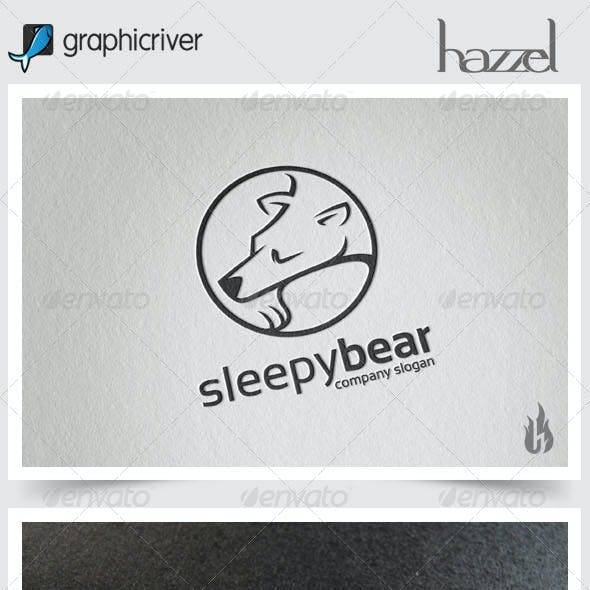 Sleepy Bear II Logo