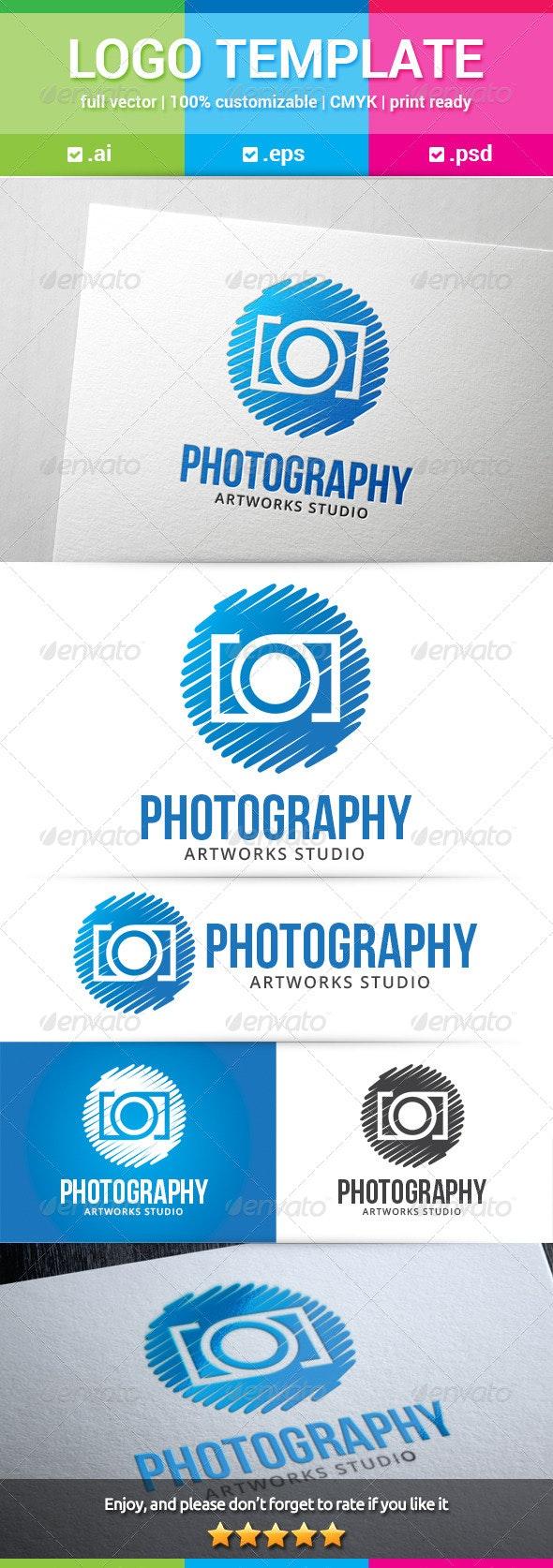 Photography Logo - Objects Logo Templates