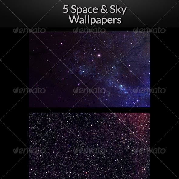 Space & Sky Wallpapers