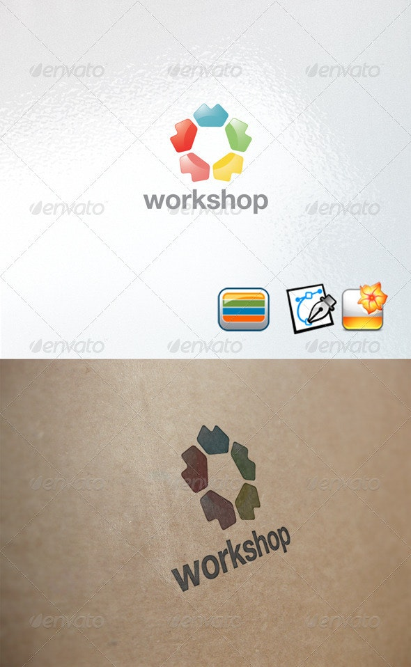 Workshop - Abstract Logo Templates