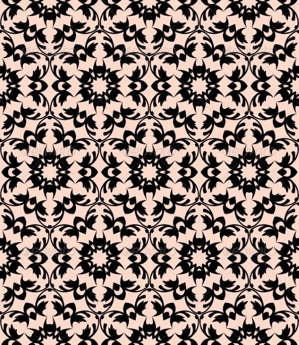 Floral Lace Pattern - Patterns Backgrounds