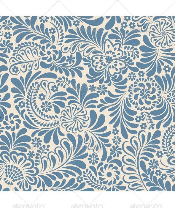 Seamless Background - Patterns Decorative