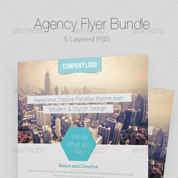 Agency/Business Flyer Bundle