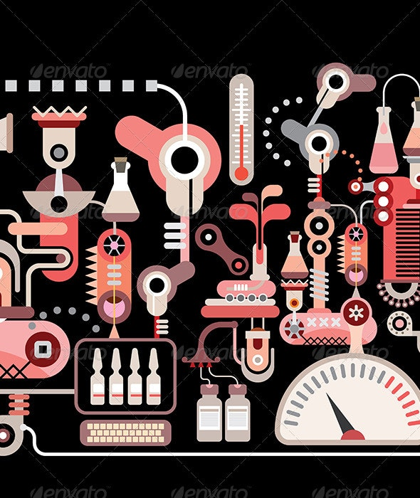 Science Laboratory - Industries Business