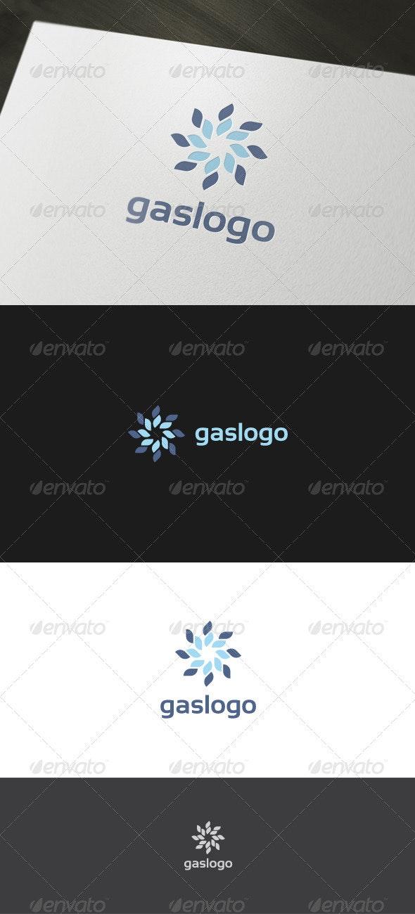 Gas Logo - Abstract Logo Templates
