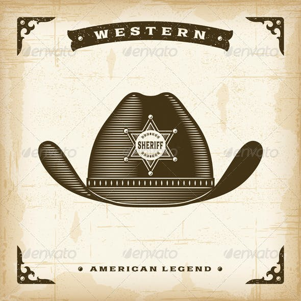 Cowboy Vector Objects from GraphicRiver