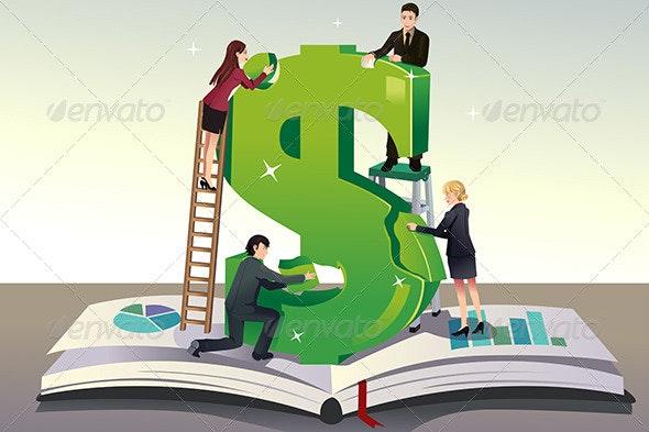 Business Teamwork Concept - Concepts Business
