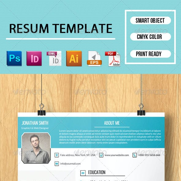 Readable Graphics, Designs & Templates from GraphicRiver