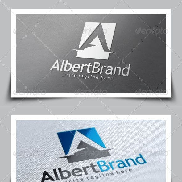 Letter (A) Logo Template