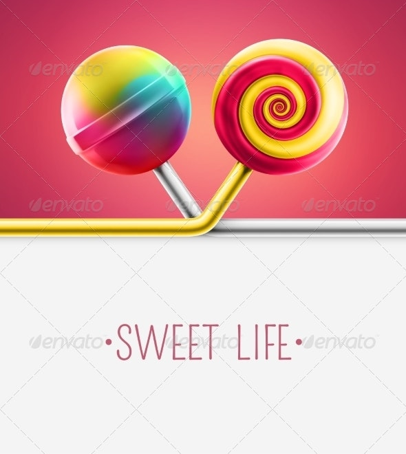 Sweet Life - Food Objects