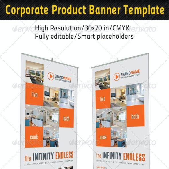 Corporate Multipurpose Banner Template 13