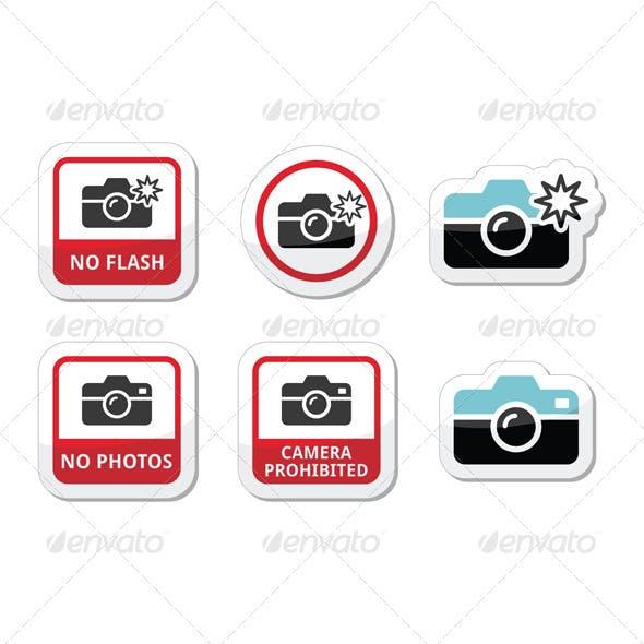 No Photos No Cameras