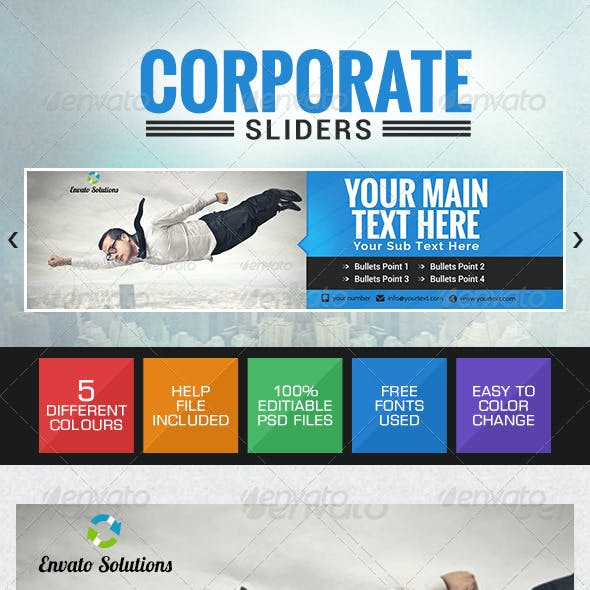 Corporate Sliders