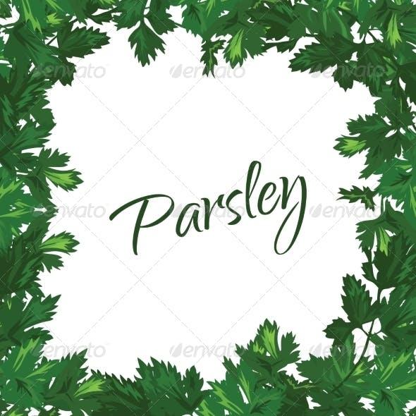 Parsley Frame