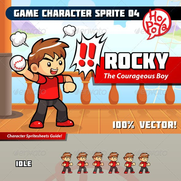 Game Character Sprite 04