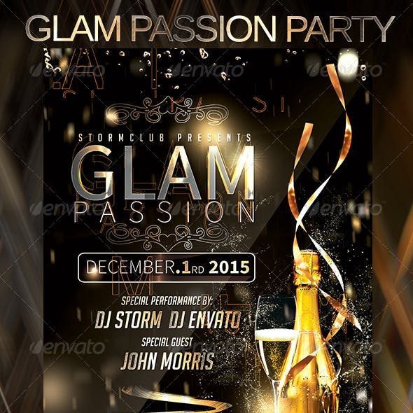 Glam Passion Party