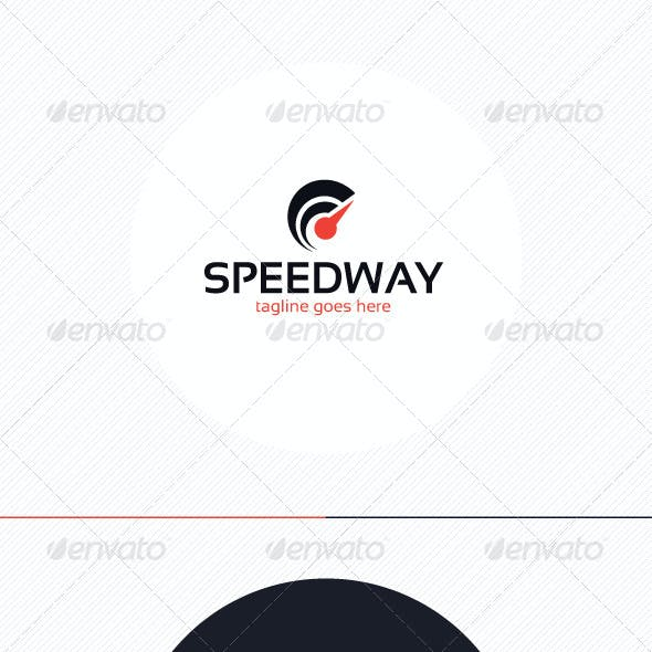 Speed Way Logo