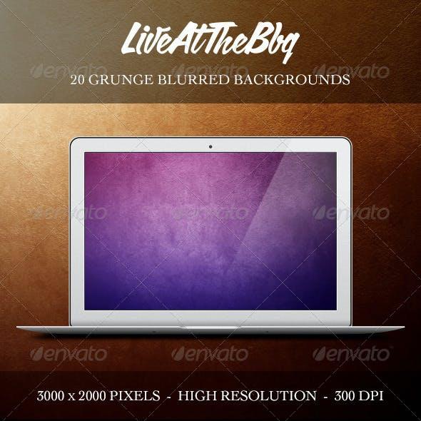 Grunge Blurred Backgrounds