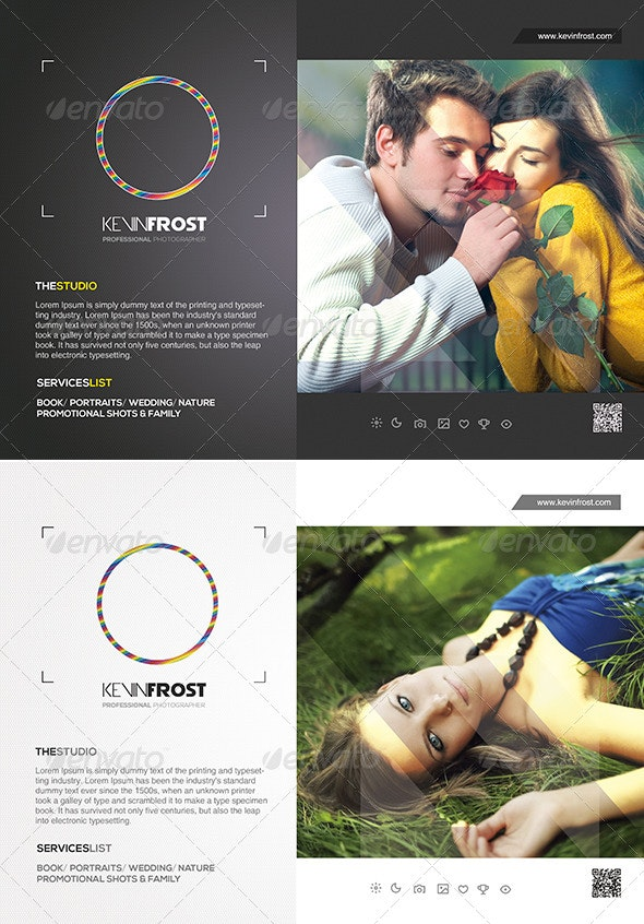 Creative Photography Flyer - Corporate Flyers