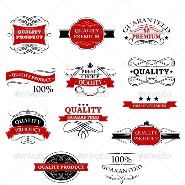 Product Banners and Labels