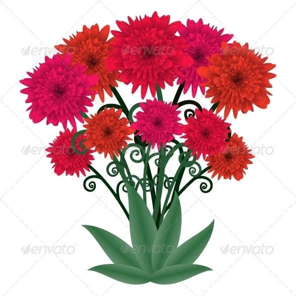 Flower Bouquet - Flowers & Plants Nature
