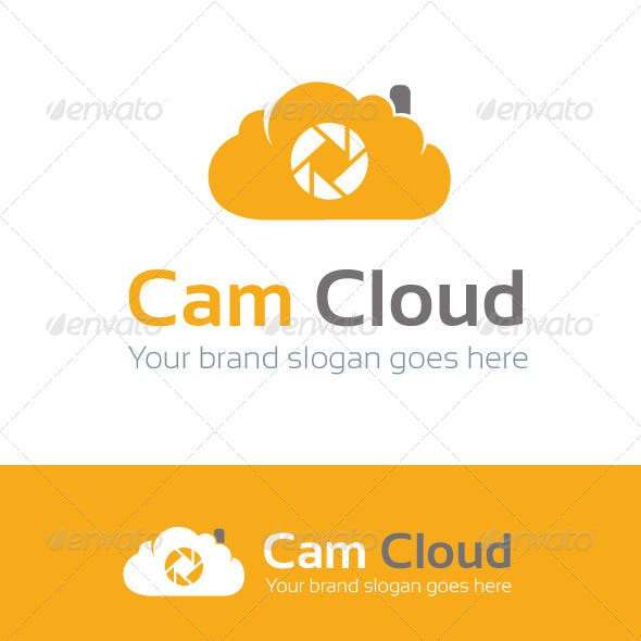 Cloud Photography Logo Templates from GraphicRiver