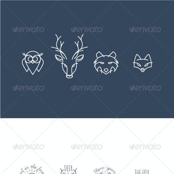 Animal Insignias
