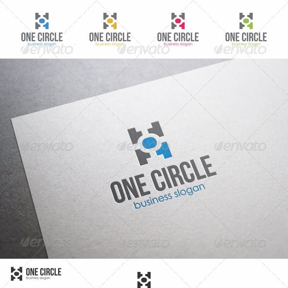 One Circle Number One Logo