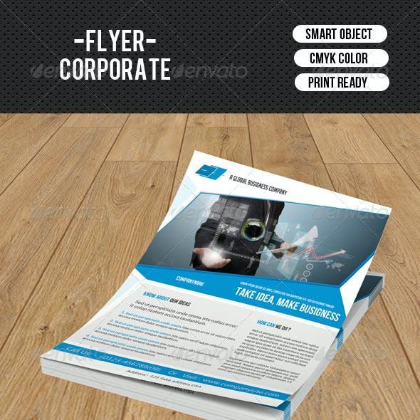 Creative Business Flyer-V121