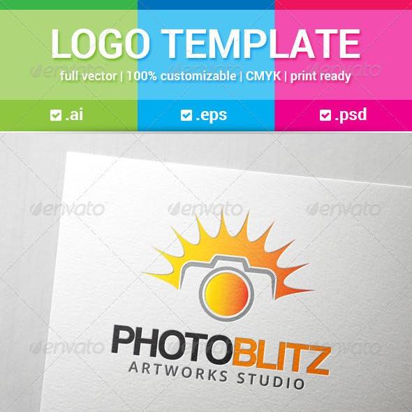 Photo Blitz Logo