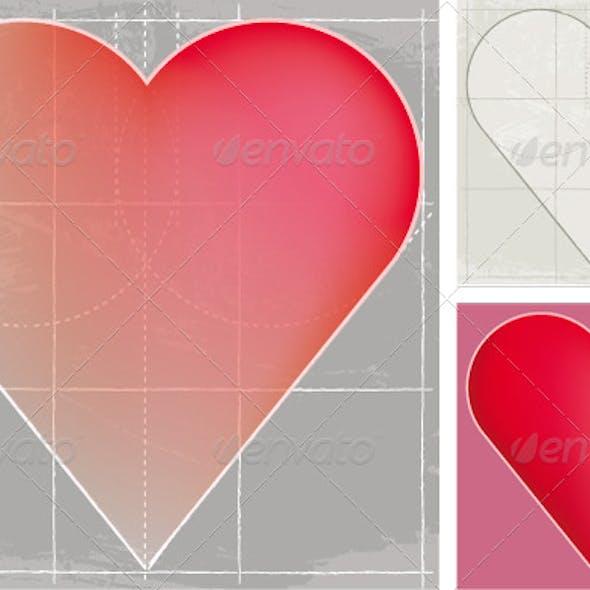 Heart, Sketch