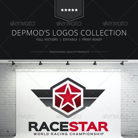 Race Star Logo